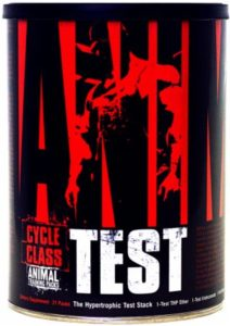 Booster de testostérone Animal Test d'Universal Nutrition