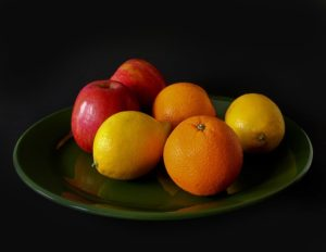 Fruits riches en vitamines