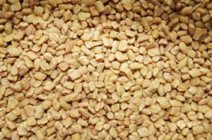 Graines de fenugrec, un des ingrédients de TestRX
