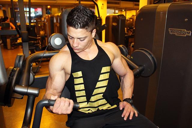 Musculation en cours