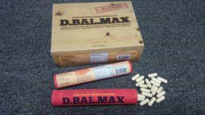Boite de D-Bal Max ouverte