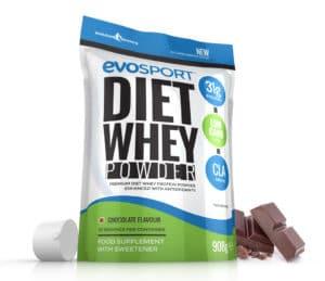 EvoSport Whey Protéine au chocolat