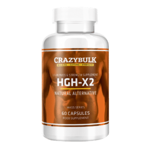 HGH-X2, le HGH de chez CrazyBulk
