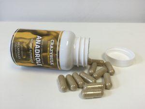 Pilules d'Anadrole