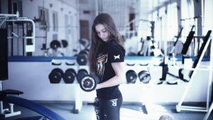 Plus d'énergie à la salle de gym