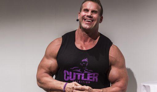 Jay Cutler souriant