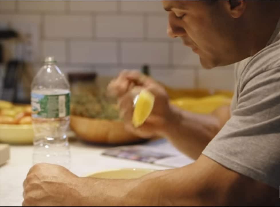 Aliments et récupération musculaire