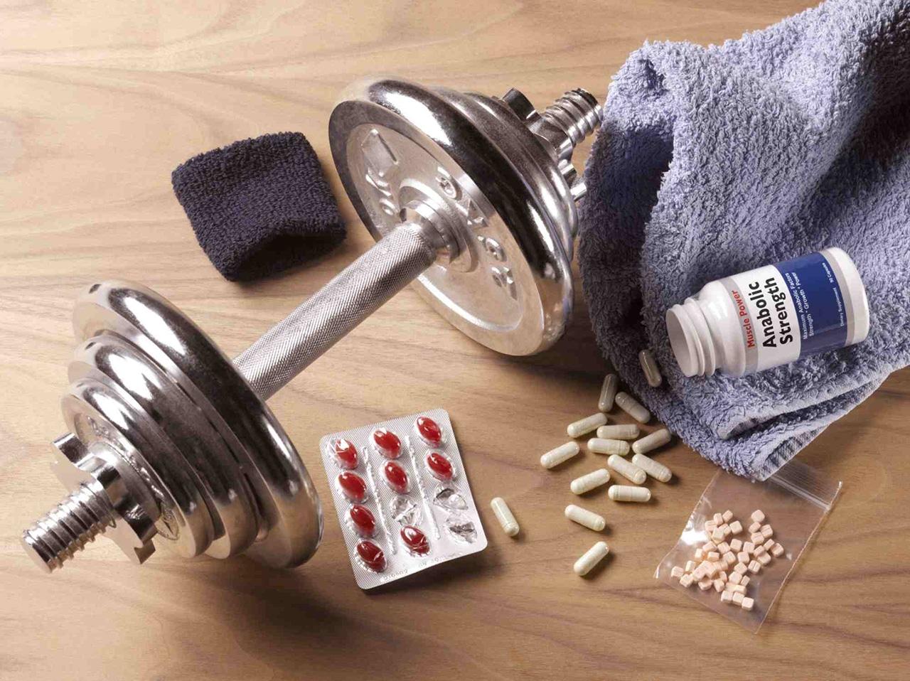 Les produits dopants en musculation
