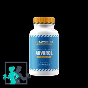 Anvarol, l'Anavar de chez CrazyBulk