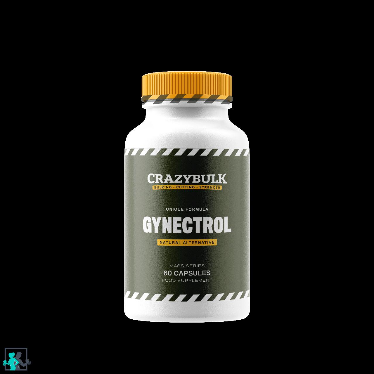 Bouteille de Gynectrol