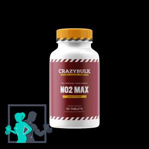 Bouteille de NO2 Max