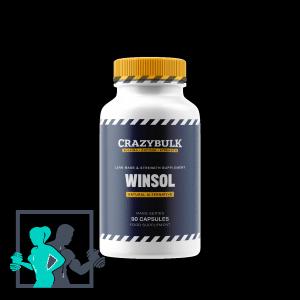 Winstrol dans sa version CrazyBulk, Winsol