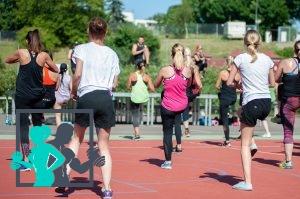 seance de sport mouvement