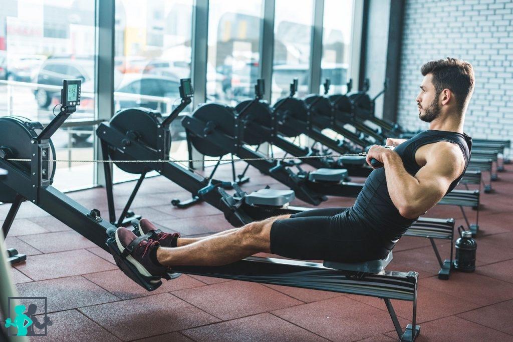 Comment utiliser un rameur pour se muscler