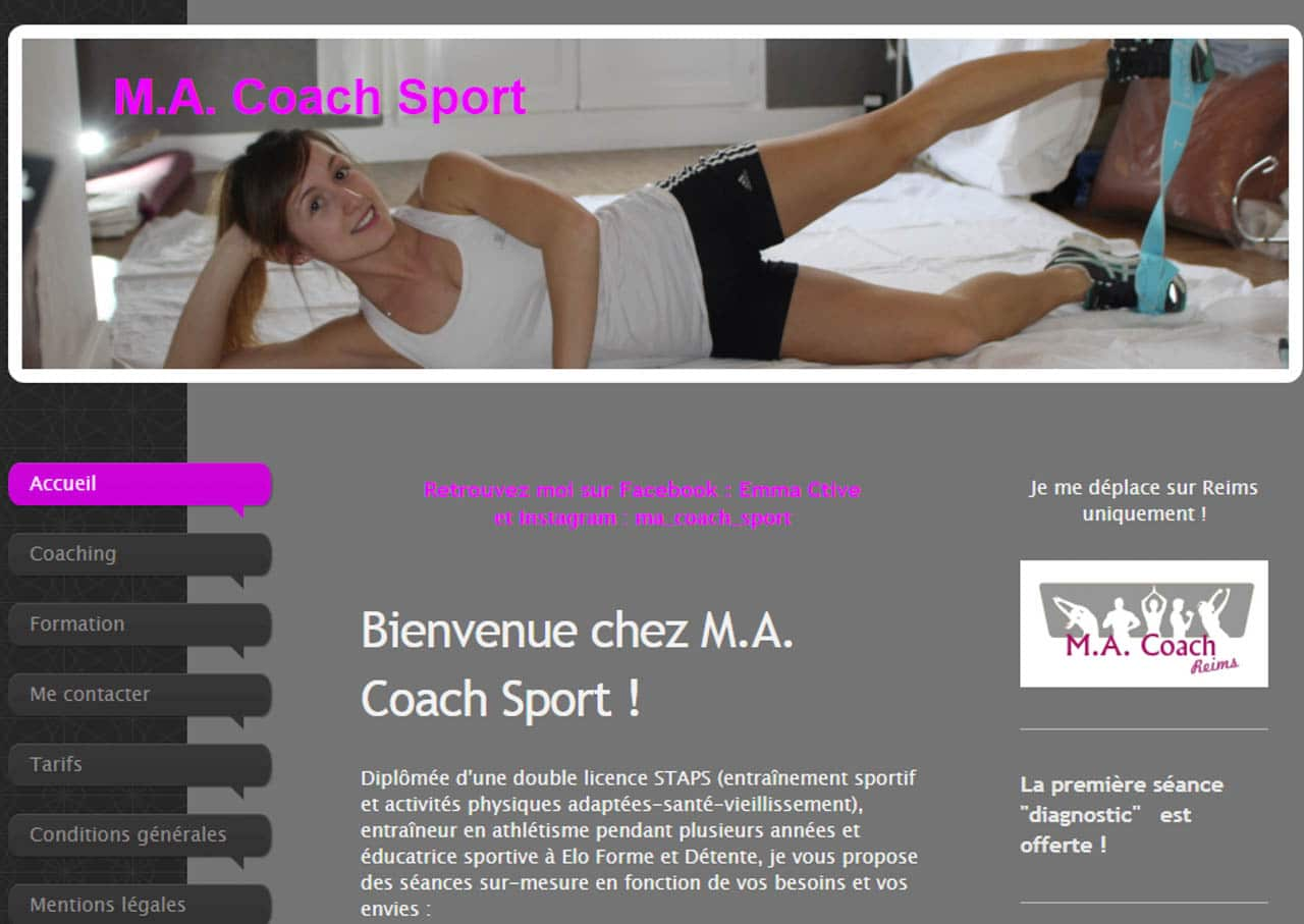Quels sont les meilleurs coachs sportifs à Reims dans la Marne ?