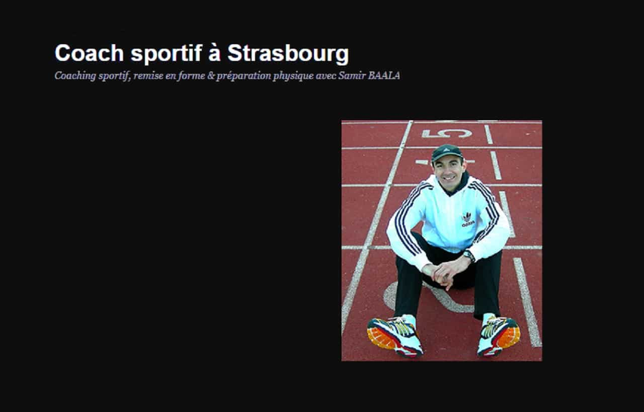 meilleurs coachs sportifs à Strasbourg dans le Bas-Rhin
