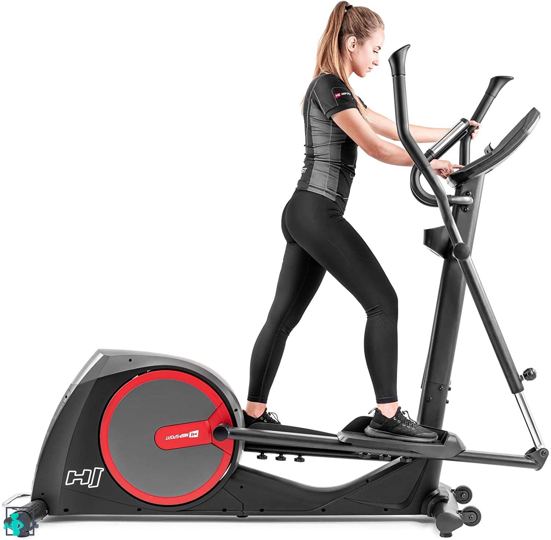 effets du vélo elliptique sur le corps