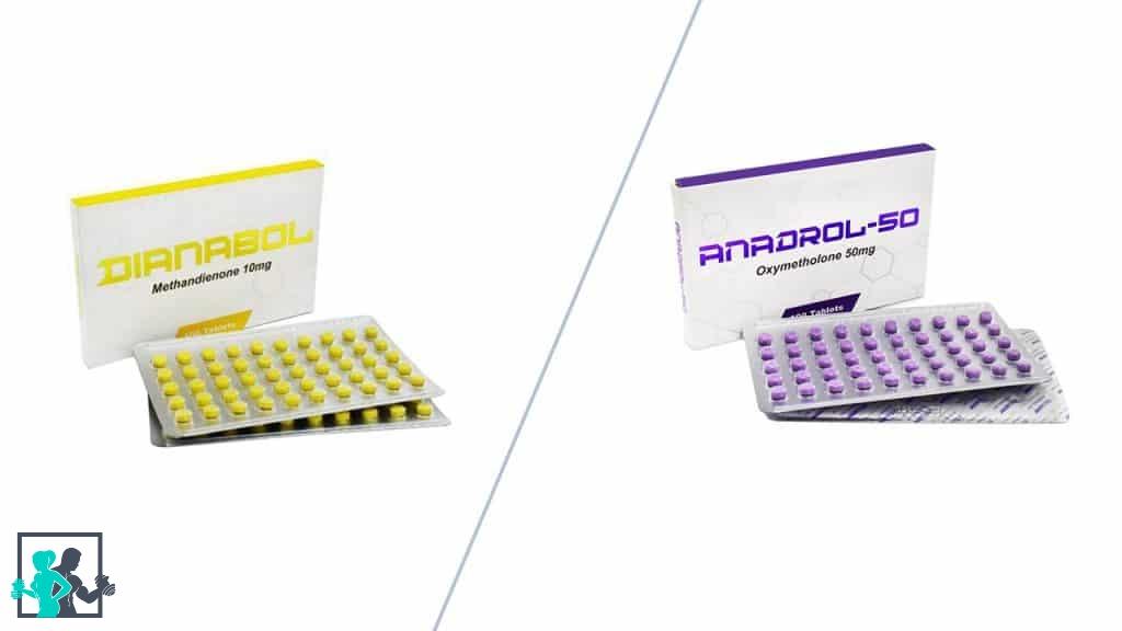 Dianabol VS Anadrol