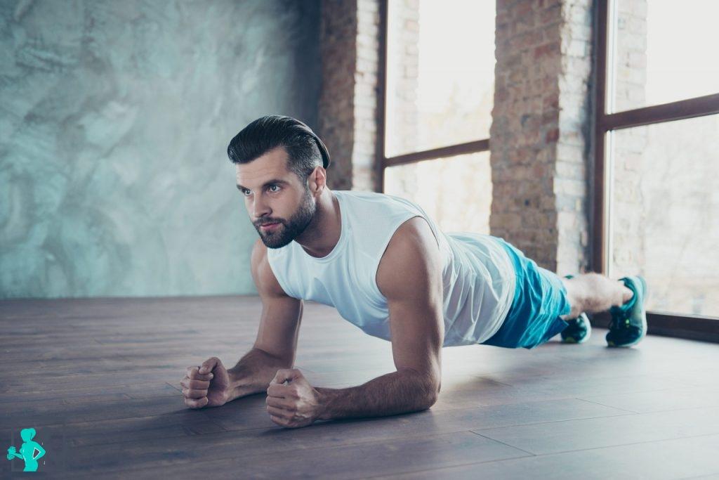 Exercice de gainage