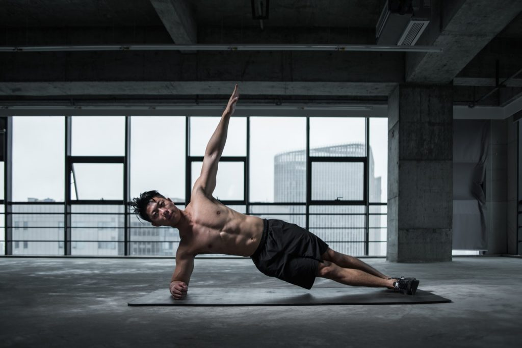 Programme de musculation sans appareil