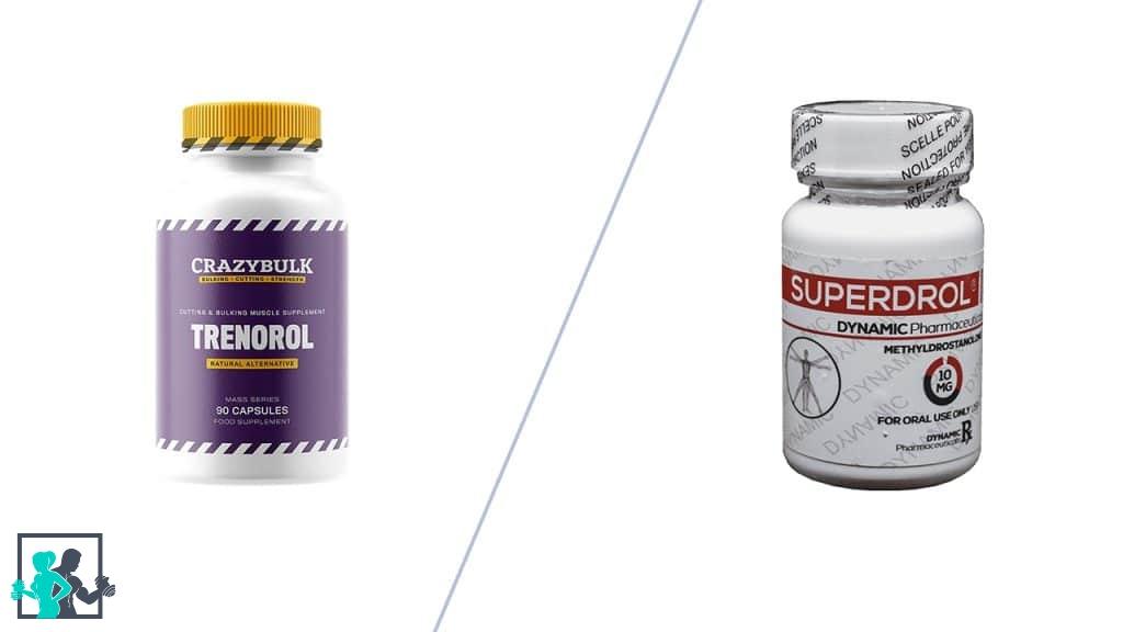 Tren VS Superdrol