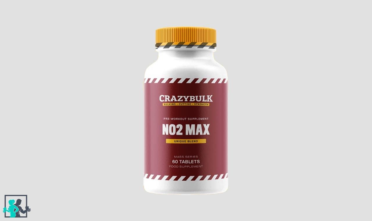 Tout savoir sur NO2 Max de Crazy Bulk