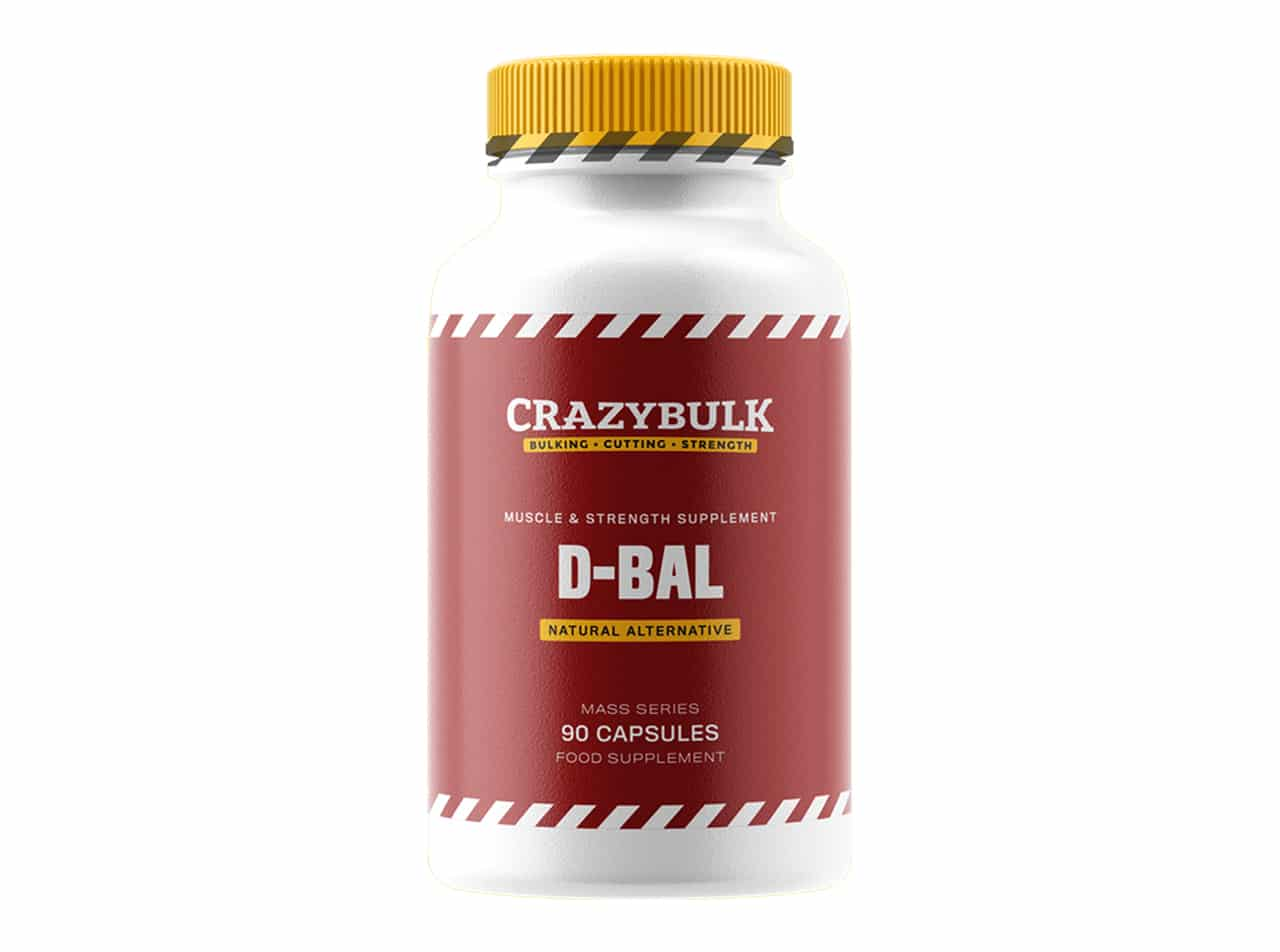 Tout savoir sur D-Bal de Crazy Bulk (achat, prix, avis, posologie…)