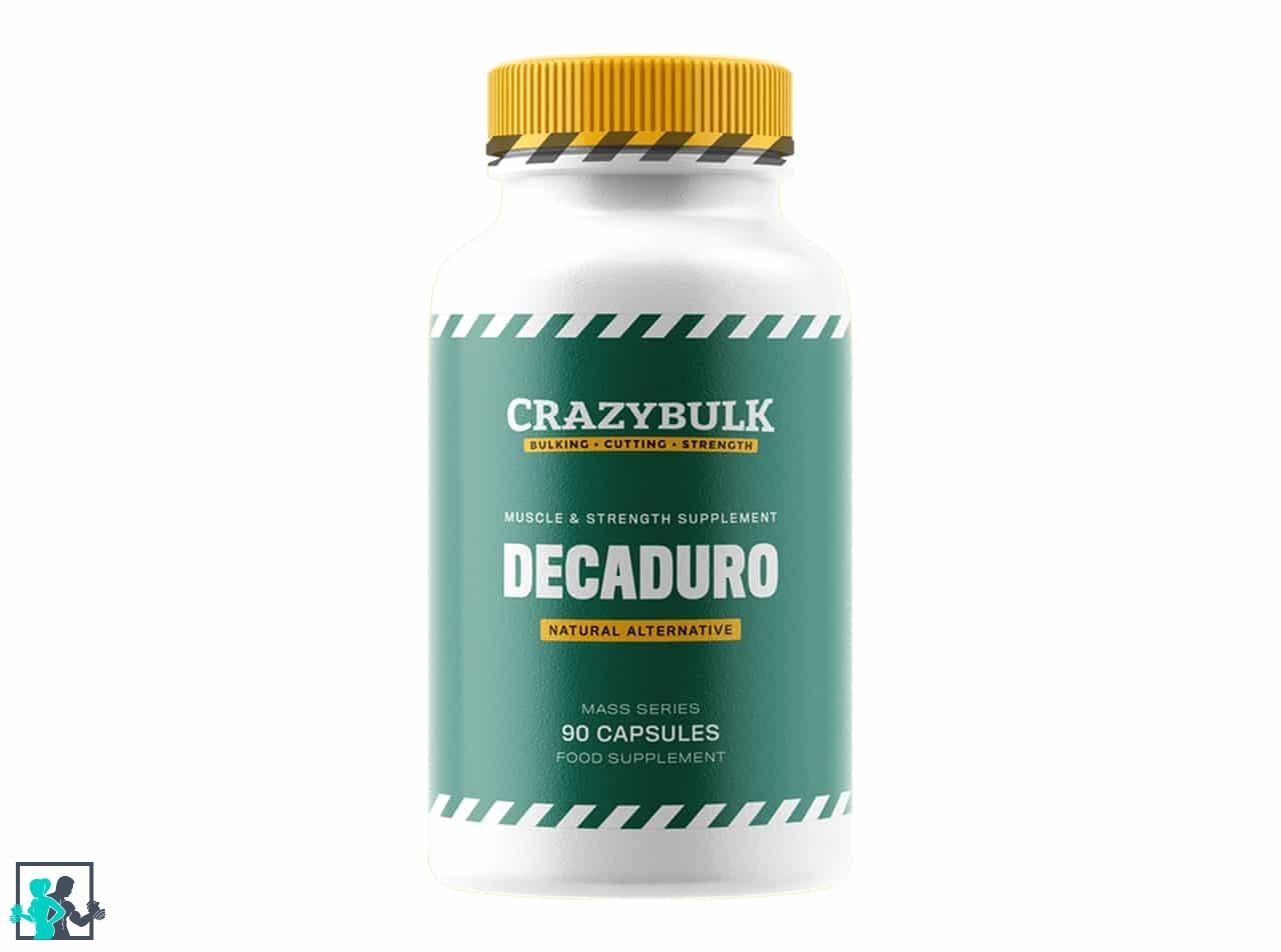 Tout savoir sur Decaduro de Crazy Bulk