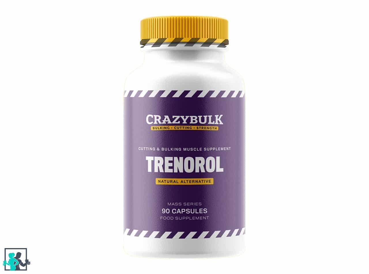 Tout savoir sur Trenorol de Crazy Bulk (achat, prix, avis, posologie…)