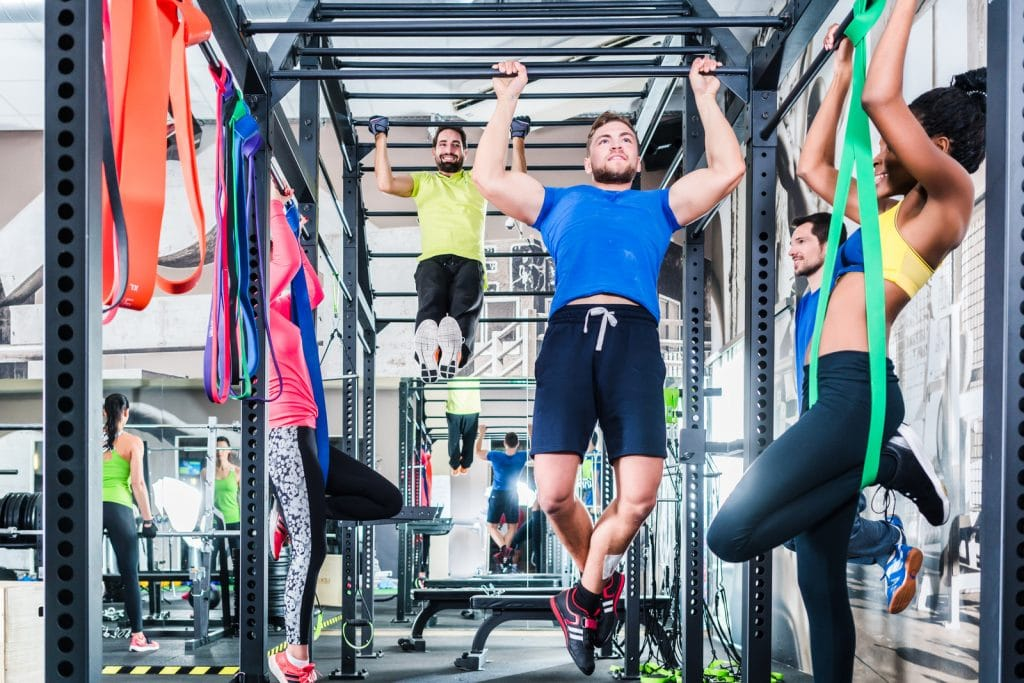 cages à crossfit