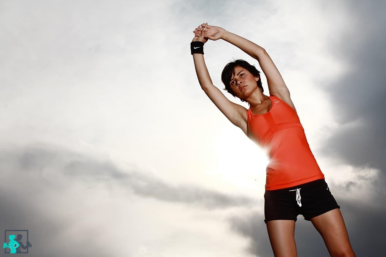 Exercice, le corps en I