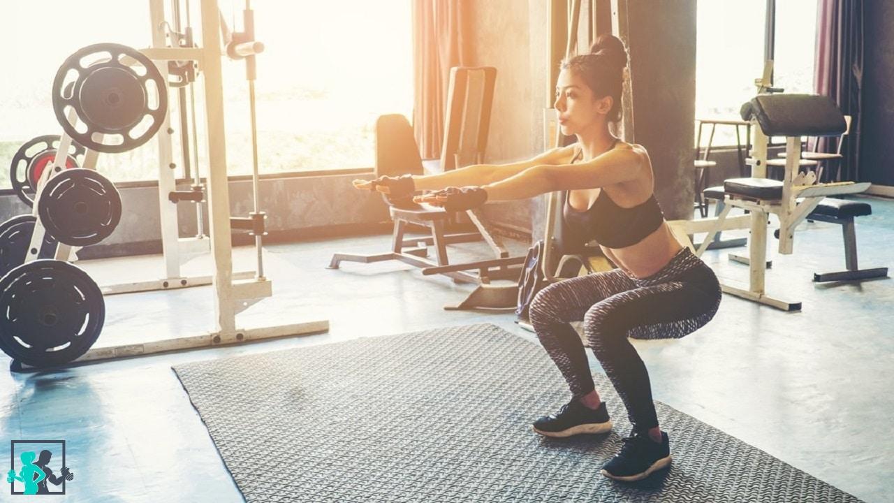 Faire des squats