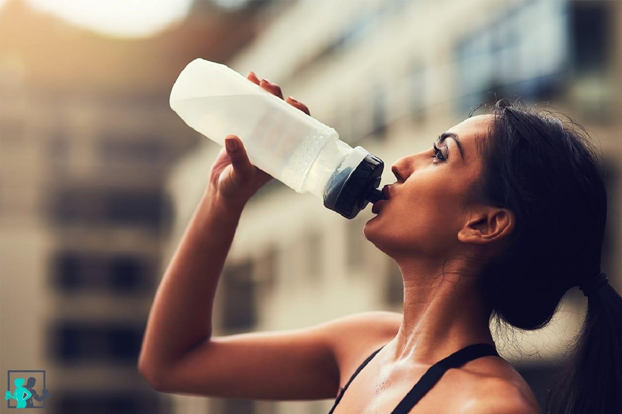 Hydratation et sport
