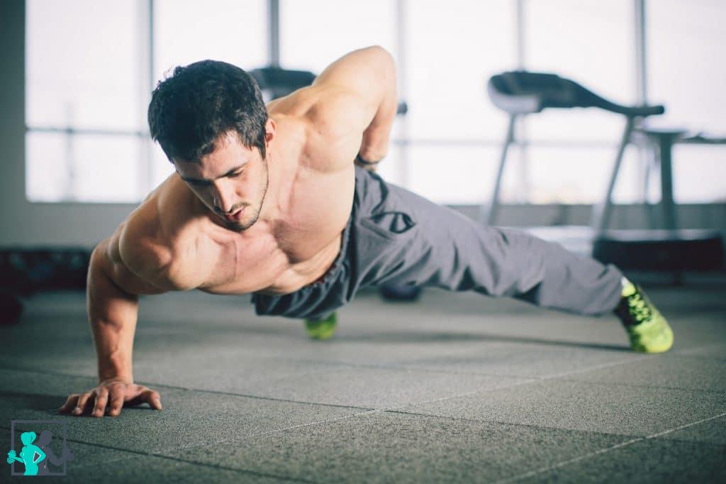 Musculation pour hommes