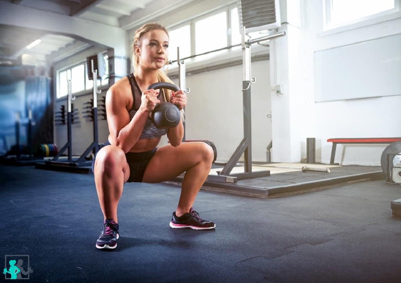 squats pour femme