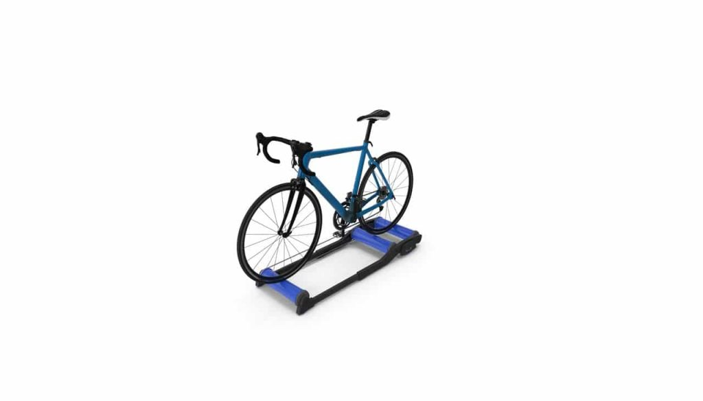 Home-trainer-a-rouleaux